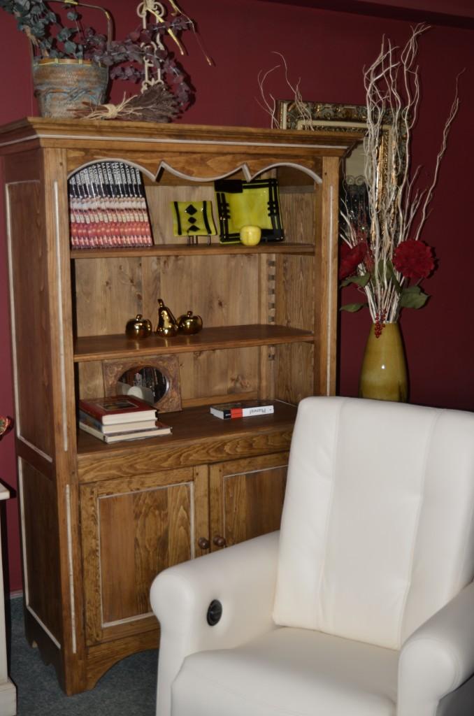 meuble bibliotheque bois pin erable noyer massif patriotes. Black Bedroom Furniture Sets. Home Design Ideas