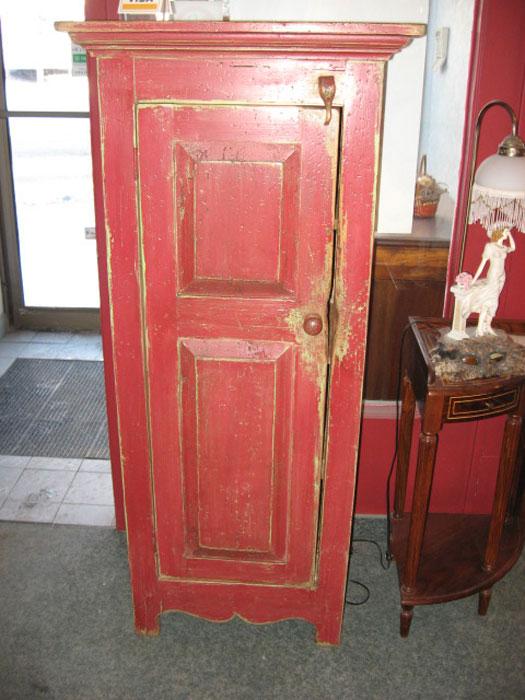 Bonneti res meuble sur mesure meubles des patriotes for Faux fini antique meuble